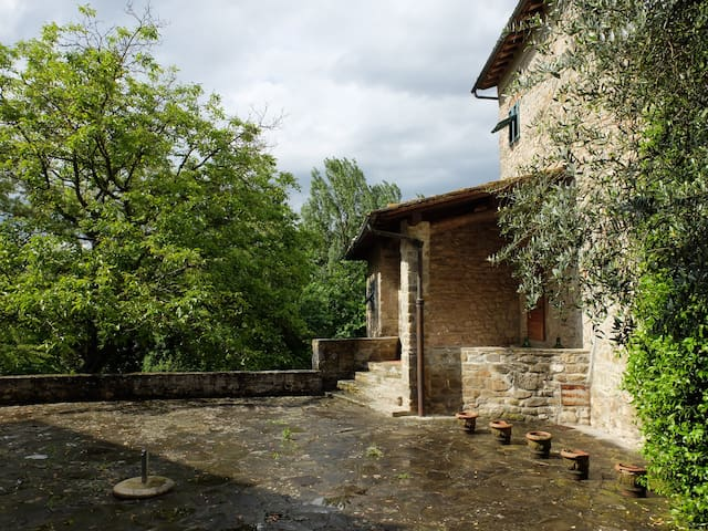 Villa Fonte del Fauno - San Casciano in Val di Pesa - House