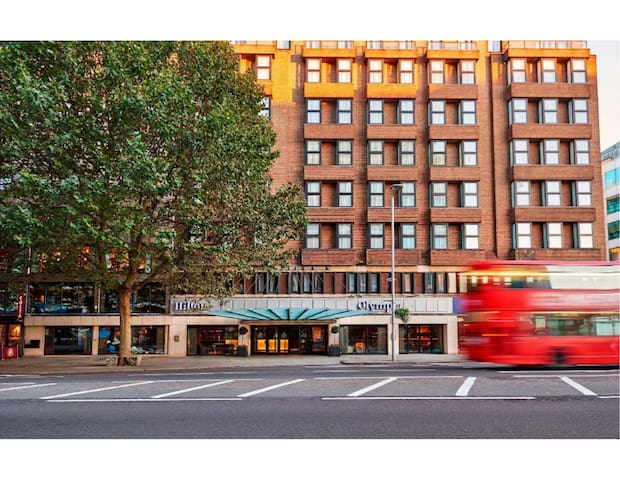 Hilton London Olympia Hotel1