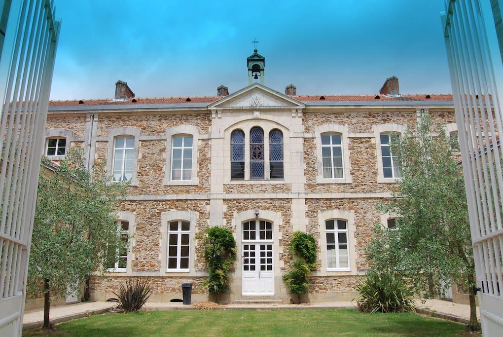 Chambre Familiale Proche Puy Du Fou Maison D H 244 Tes 224