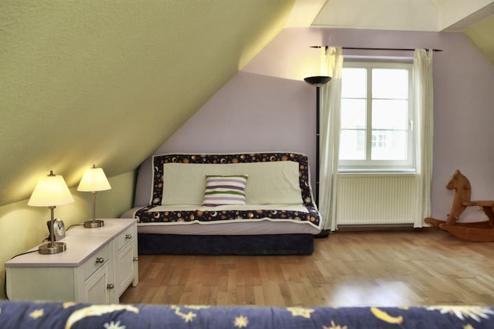 attic floor with kitchen/bathroom - Cologne - Maison