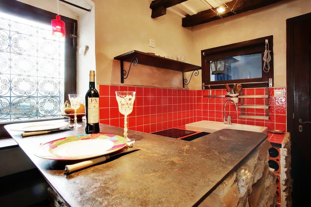 Estudio mosa co con wifi en tarifa casas en alquiler en tarifa andaluc a espa a - Alquiler casas tarifa ...