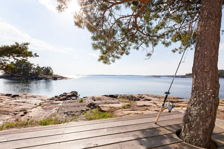 Seaside holidays close to Helsinki - Kirkkonummi - Вилла