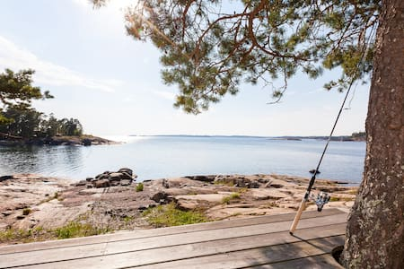 Seaside holidays close to Helsinki - Kirkkonummi - Willa