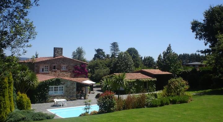 Maravillosa Casa de Campo en Bergondo A Coruña