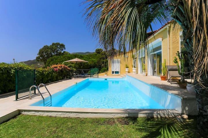 The perfect villa for your dream holiday in Ajaccio