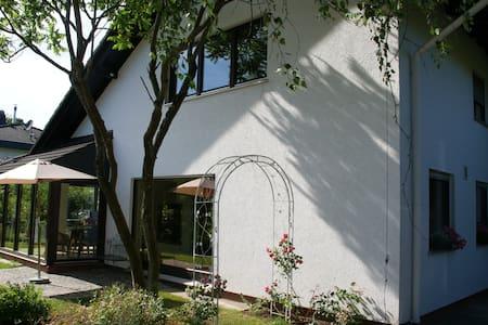Individuelle Ferienwohnung & Natur pur im Soonwald - Spabrücken - Huoneisto