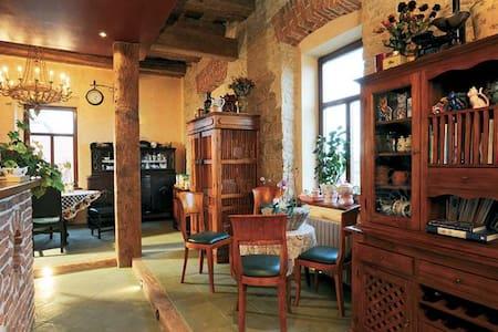 Stunning Old Stone House - Úhonice