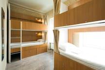 Family Roon for 6 person Makarov Hostel