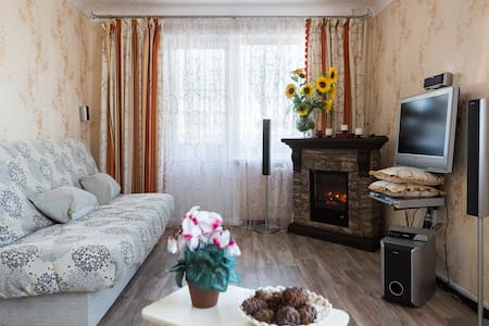 Апартаменты Байкальский берег