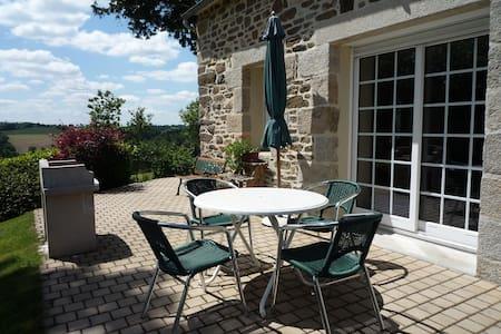 Charmante petite maison bretonne - Scrignac - Rumah