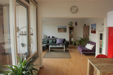 Great apartment in the citycenter - Groningen - Apartment