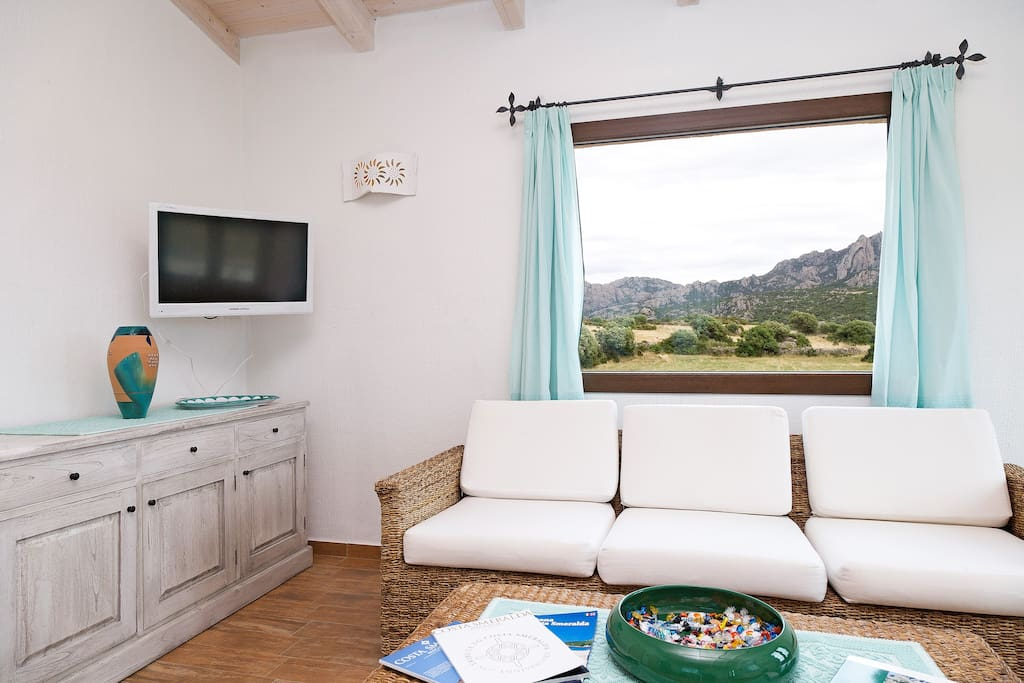 Bed breakfast on costa smeralda 1 chambres d 39 h tes for Chambre d hote sardaigne
