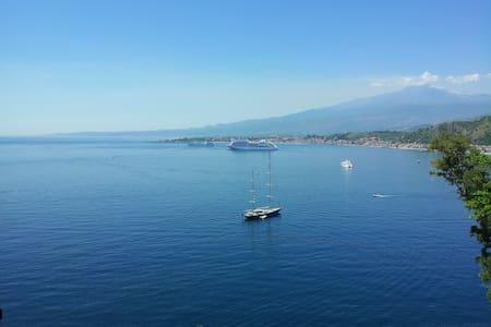 Monolocale Baia Taormina - Forza d'Agrò - Appartement