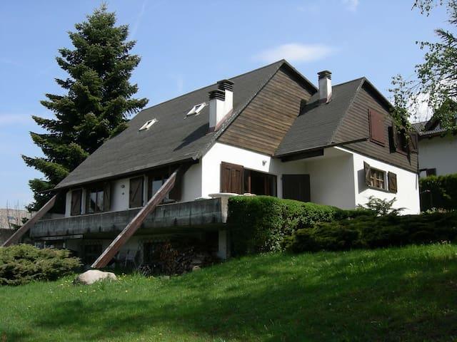Villa con vista sulle Dolomiti