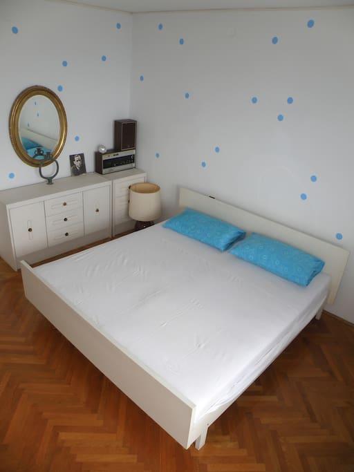 Double bad room.