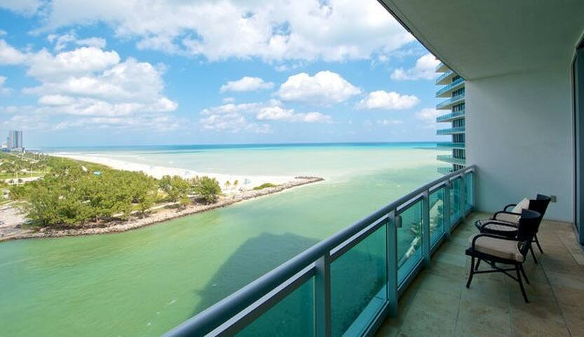 Ritz-Carlton Bal Harbour 2 Bed - Bal Harbour - Квартира