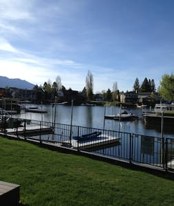 GorgeousTahoe Keys Waterfront Condo - South Lake Tahoe - Other