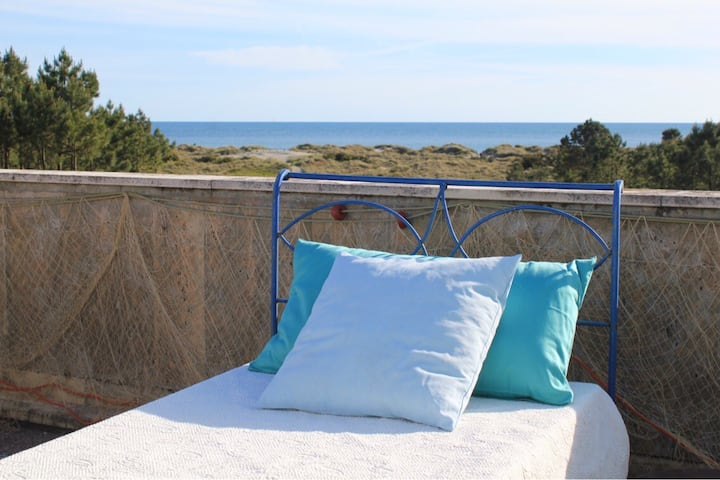 Sea House, your private retreat at Cabedelo Beach!