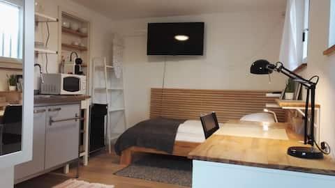 Stadt Zürich15/ kleines Studio