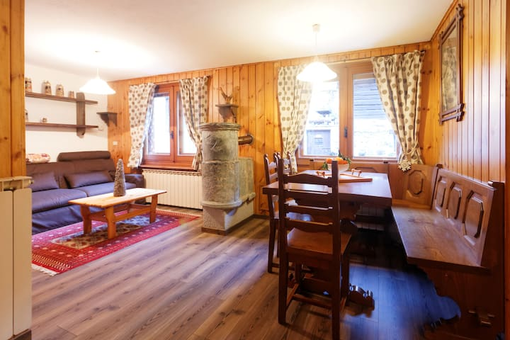 Casa rustica Mettie. - Gressoney-Saint-Jean - House