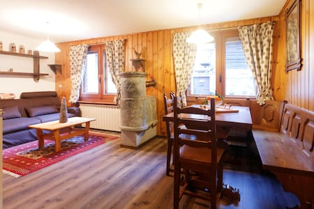 Casa rustica Mettie. - Gressoney-Saint-Jean