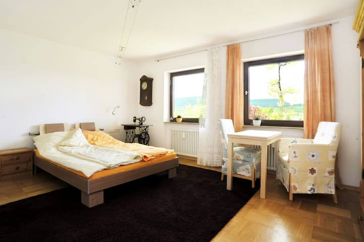 sunny double guest room Metzingen - Metzingen - Apartment