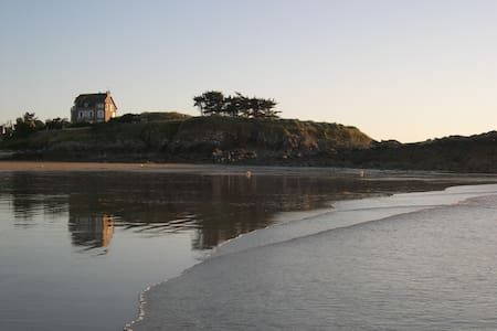 Sur la plage en Bretagne - 滨海圣布里阿克(Saint-Briac-sur-Mer) - 公寓