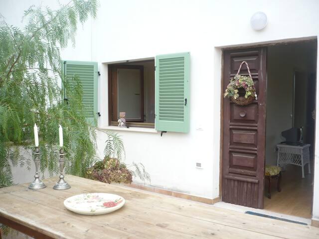 Casa Vacanza Ortensia 4-5 persone 5 km dal mare - Tollo - Huoneisto