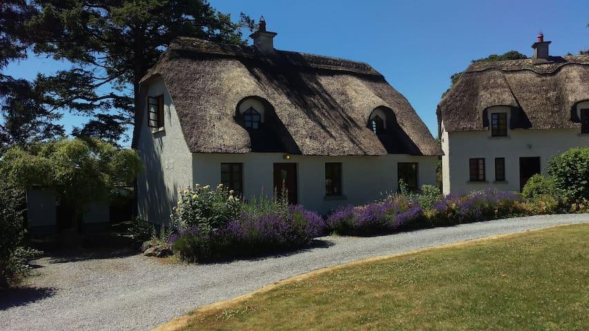 Wallslough Village Kilkenny Thatched Cottage No.6