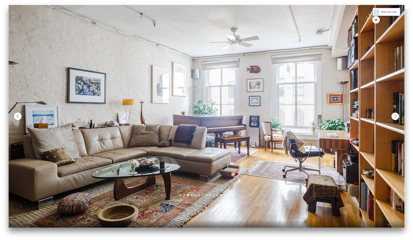Stylish Large Gramercy Loft!