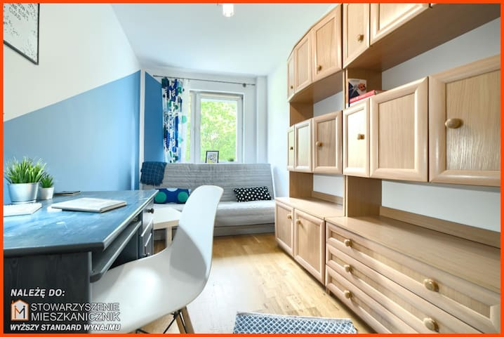 Great fresh room sgl/dbl Piątkowo