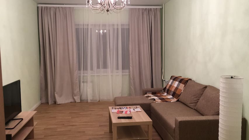Совершенно новая двухкомнатная квартира в Казани - Казань - Apartment