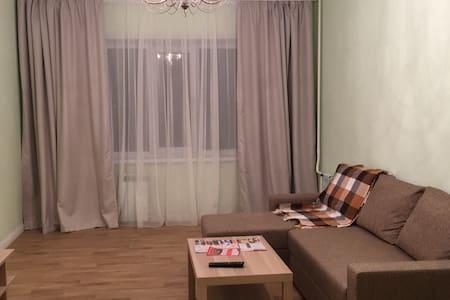 Совершенно новая двухкомнатная квартира в Казани - Казань