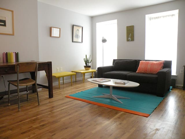 Fresh and modern 1BR in Bed-Stuy