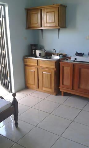 Apartamento privado con seguridad - El Roble - Appartamento