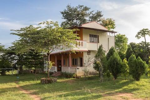 Farmhouse b/w Bangalore & Mysore!!!
