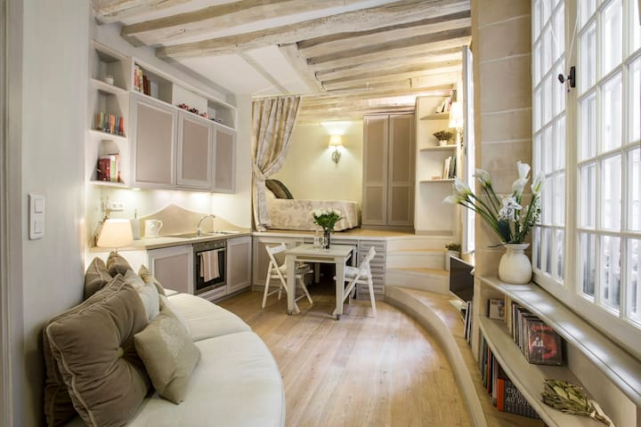 Tuileries studio! - Paris - Apartment