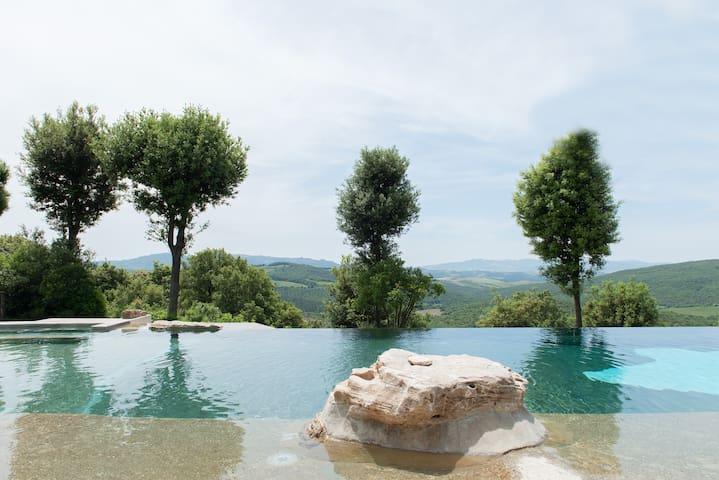 Corbezzolo stone cottage, Mummialla - Gambassi Terme - House