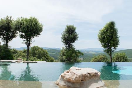 Corbezzolo stone cottage, Mummialla - Gambassi Terme