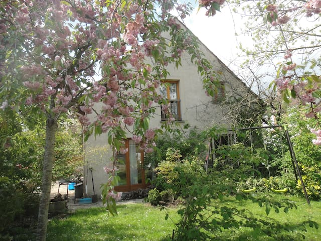 country house 12 km  Disneyland - Neufmoutiers-en-Brie - House
