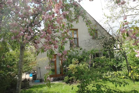 country house 12 km  Disneyland - Neufmoutiers-en-Brie - Rumah