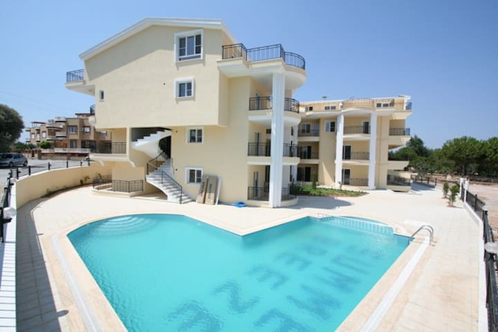 Seafront on the beach in Didim - Aydin - Apartment
