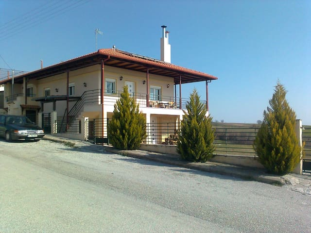 SEVASTI VILLAGE - PRIVATE APARTMENT - Pieria - Huoneisto