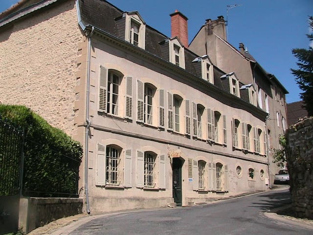 Family Suite French Manor House - La Souterraine - Wikt i opierunek