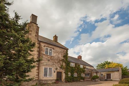 Grade II  listed 16th Century House - Cannington - Hus