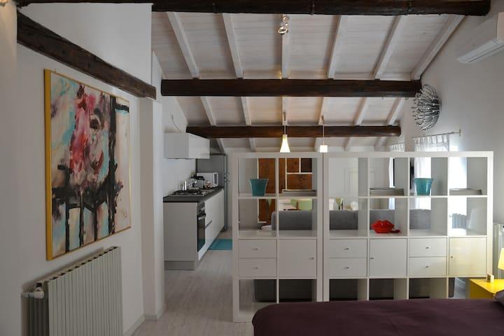 Appartamento Mansardato 3+2