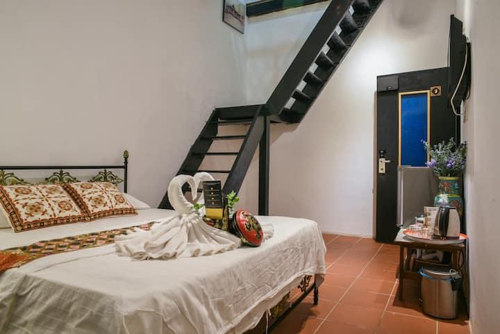 Deluxe 4 Persons Room in Melaka Jonker Area(R3)