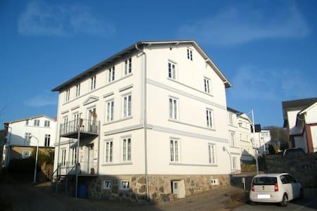 Ferienwohnung Green auf Rügen - Wohnung