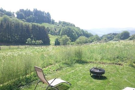 Berghof Ahreifel- Zuhause mit Aussicht
