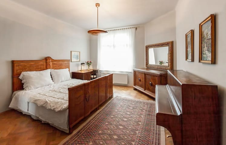CHARMING FLAT PRAGUE1, PRIVATE BATH - Praha - Leilighet
